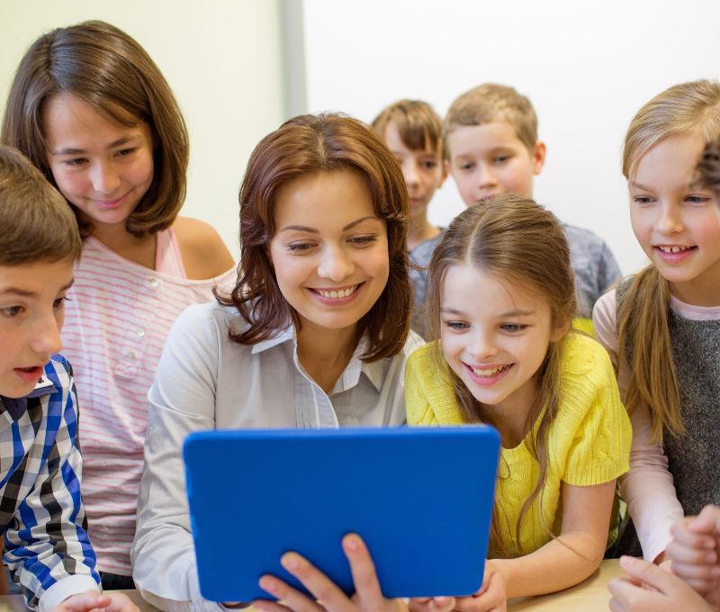 edukacja interaktywna w szkołach